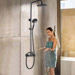 shower head valve 8 inch