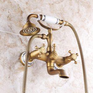 08248280 ZXF European-Style Electric Bathroom Combination Shower