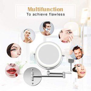 Bazal mirror Specifications