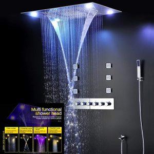 FGBFDG Large rain shower Specifications