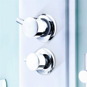 Shower Faucets Bathroom Intubation Mixer Diverter
