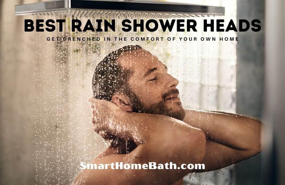 15 Amazing Best Rain Shower Heads