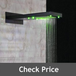 Juno 2 functions Rain Shower Head
