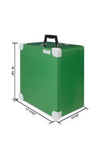 S.E. Techologies Ltd. USA Wrappon Green Portable Toilet Specifications