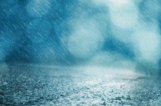 overhead rain shower