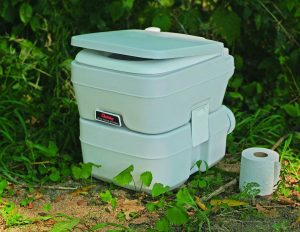 Century 6210 5-Gallon Portable Toilet Reviews Specifications