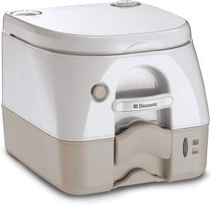 Dometic 301097202 Tan 2.6 Gallon Portable Toile