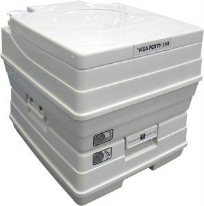 Sanitation Equipment Visa Potty Model 248 18 Liter